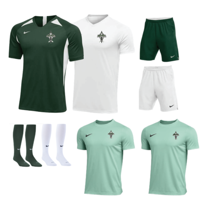 Compeitive League Kits
